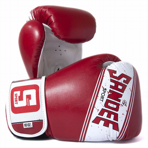 Sandee Sport boxing Gloves - Red